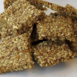 Buckwheat Muesli Bars