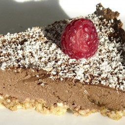 Full Chocolate Truffle Torte