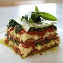 Raw Lasagne