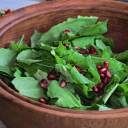 Rocket and Pomegranate Seed Salad